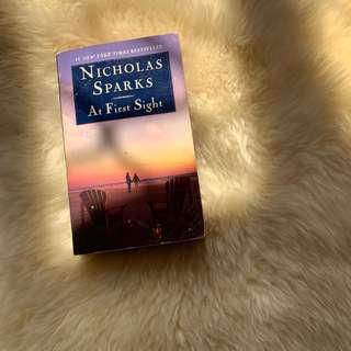 🚚 At First Sight - Nicholas Sparks