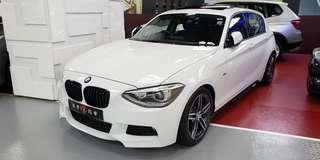 2014 BMW 118IA Sport