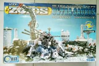 TOMY ZOIDS ULTRA SAURUS ULTRASAURUS RZ 037 BRAND NEW MISB!!!