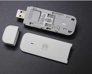 🚚 #殺5折# 全新 Huawei USB 4G網卡E3372h