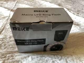 🚚 美科Meke LED Ring Flash mk-fc110