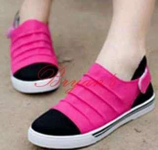 Flat shoes sneaker