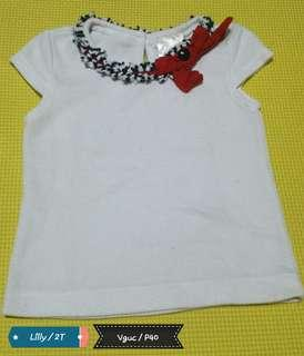 Blouse for baby girl