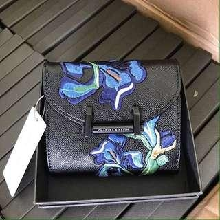 CnK Embroidery Wallet