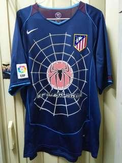 馬德里體育會蜘蛛俠特別版球衣 Nike 西甲