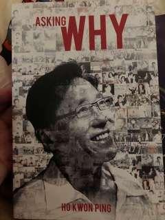 Asking Why by Ho Kwon Ping (Banyan Tree)