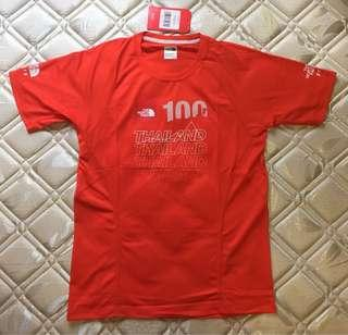 North face 100 event tee