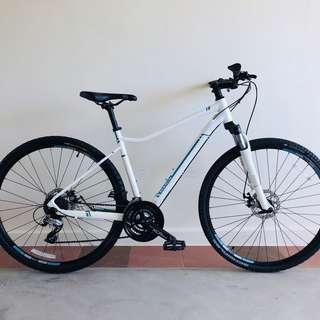 2016 Marin San Anselmo DS2 700C / 29er hybrid bike (Large, 24 speed)
