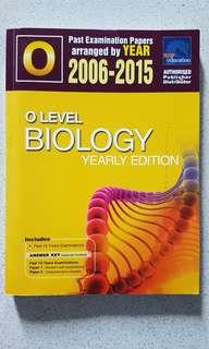 Biology O level past year papers