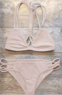 Brand new baby pink bikini