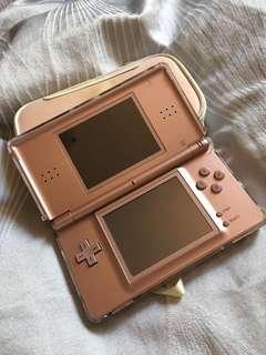 Nintendo DS Lite Metallic Pink