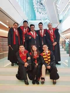 Harry Potter Robes: Rent Or Sale (Unbranded) Costume