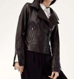 Brand new mackage leather jacket