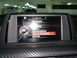 BMW F30 Original Screen