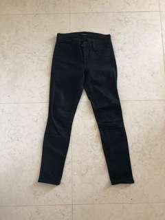 JBrand Black Jeans Size 26