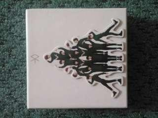 Exo Miracles in December Album ( Korean Version)