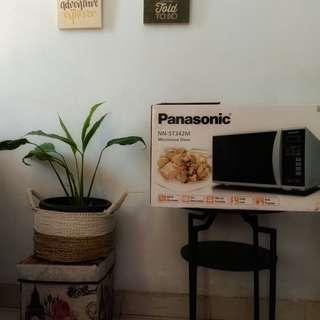 Microwave oven mulus