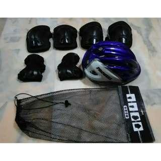 Children protective gears for cycling