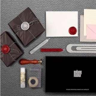NCT 127 1st Anniversary MARK Wax Sealing Kit