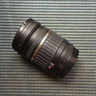 Lensa Tamron 17-50mm f2.8 for Canon
