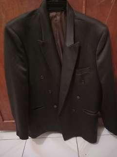 Suit and pants