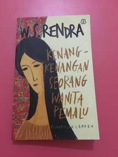 Kenang-Kenangan Seorang Wanita Pemalu by W.S. Rendra