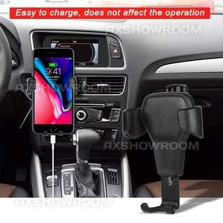 Aircon Vent Gravity Auto grip phone holder - Air vent clip