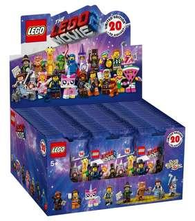 [Ready Stock]71023 Lego movie 2 cmf