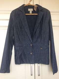 Levi's navy blue jacket