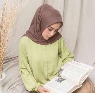Lana Blouse by Vanilla Hijab