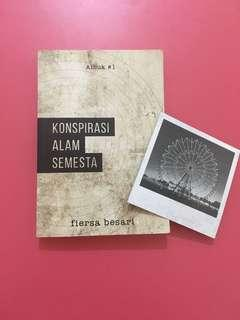 Konspirasi Alam Semeste by Fiersa Besari