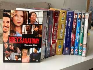 Grey's Anatomy Season 1 - 10