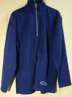 🚚 限時特賣🎈深藍寬大保暖棉衣 舒適好穿