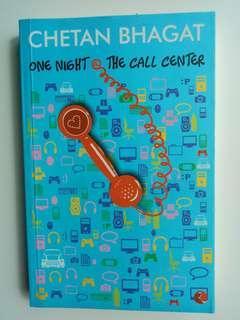 Novel - One Night At The Call Center (Chetan Bhagat)