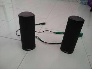 Cheap Dell USB Speakers