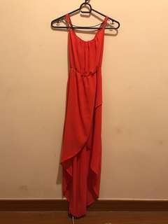 Mark Bumgarner Mullet Dress