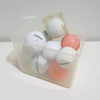Used Golf Balls (12 in total!!)