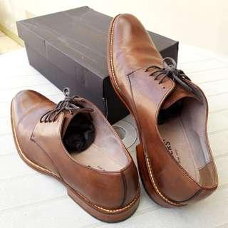 Barkers Parkin Brown Leather Shoes