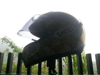 Helm custome