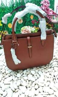 Fossil ryder satchel Authentic