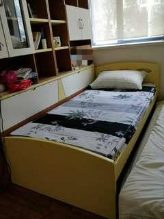 🚚 Single Bed Frame