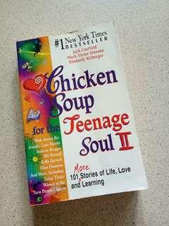 🚚 CHICKEN SOUP TEENAGE SOUL 2📚