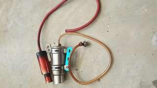 Engine breahter