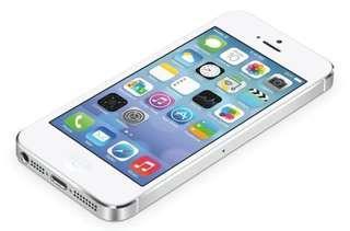 Iphone 5 64Gb White Silver #CNYGA