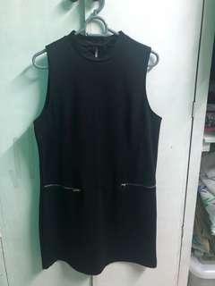 Forever 21 Turtleneck Dress