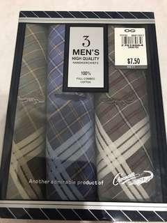 Crocodile High Quality Handkerchiefs