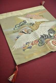 Antique textile cloth