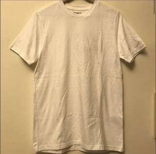 🚚 Carharrt 男生 白色限量logo T-shirt XS 全新正品 情人節禮物