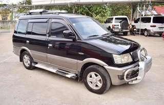 Mitsubishi Adventure 2003 model DIESEL