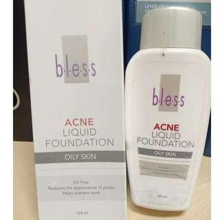 Acne Bless Foundation